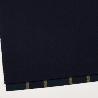 ウール×ミックス&ストライプ(ミッドナイトブルー、ネイビー&モスグリーン、イエロー)×ツイード&フラノ(Wフェイス) サムネイル2