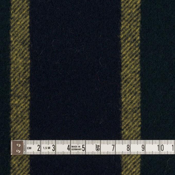 ウール×ミックス&ストライプ(ミッドナイトブルー、ネイビー&モスグリーン、イエロー)×ツイード&フラノ(Wフェイス) イメージ6