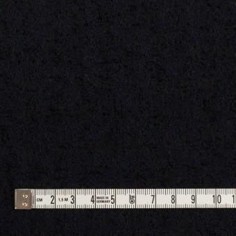 ウール×無地(ダークネイビー)×ファンシーツイード サムネイル4