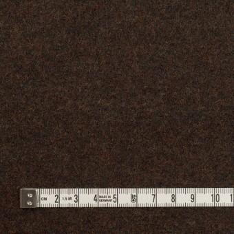 ウール×無地(ブラウニー)×圧縮ニット サムネイル4