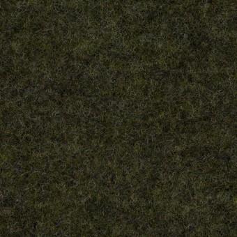 ウール&ナイロン×無地(アイビーグリーン)×ループニット サムネイル1