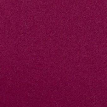 ウール×無地(チェリーピンク)×カルゼ サムネイル1