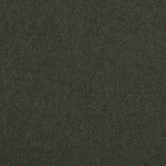 ウール×無地(アッシュカーキグリーン)×カルゼ サムネイル1