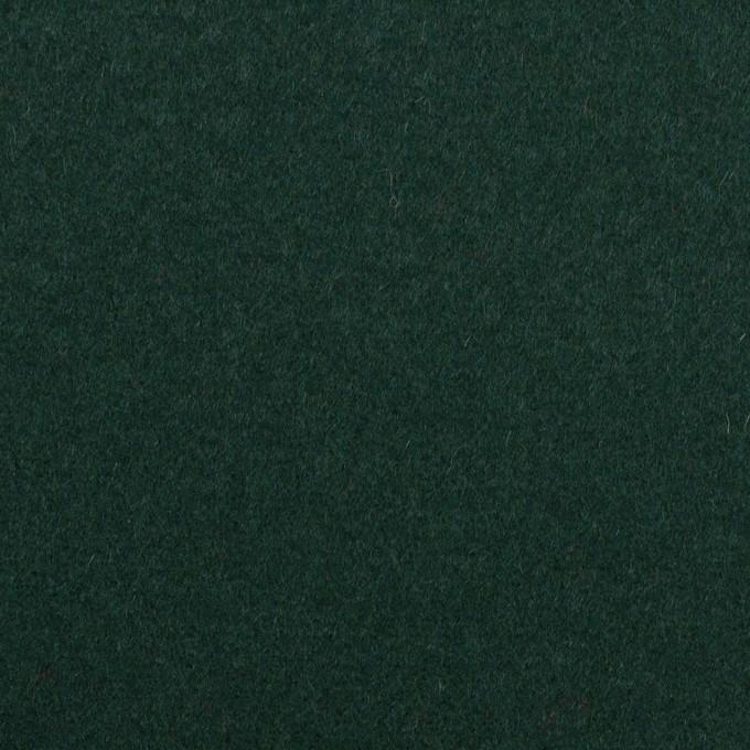 ウール×無地(モスグリーン)×カルゼ イメージ1