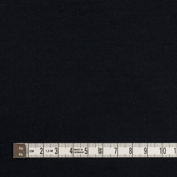 コットン&ポリウレタン×無地(ダークネイビー)×コード織_全5色 イメージ4