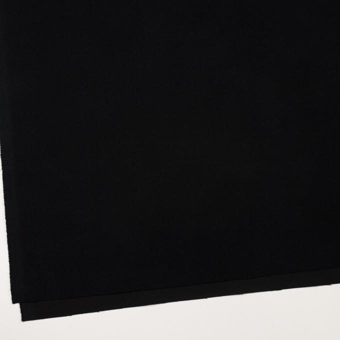 コットン&ポリウレタン×無地(ブラック)×コード織_全5色 イメージ2