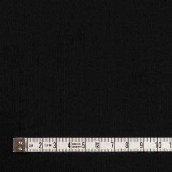コットン&ポリウレタン×無地(ブラック)×コード織_全5色 サムネイル4
