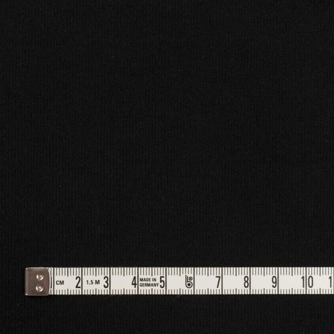 コットン&ポリウレタン×無地(ブラック)×コード織_全5色 イメージ4