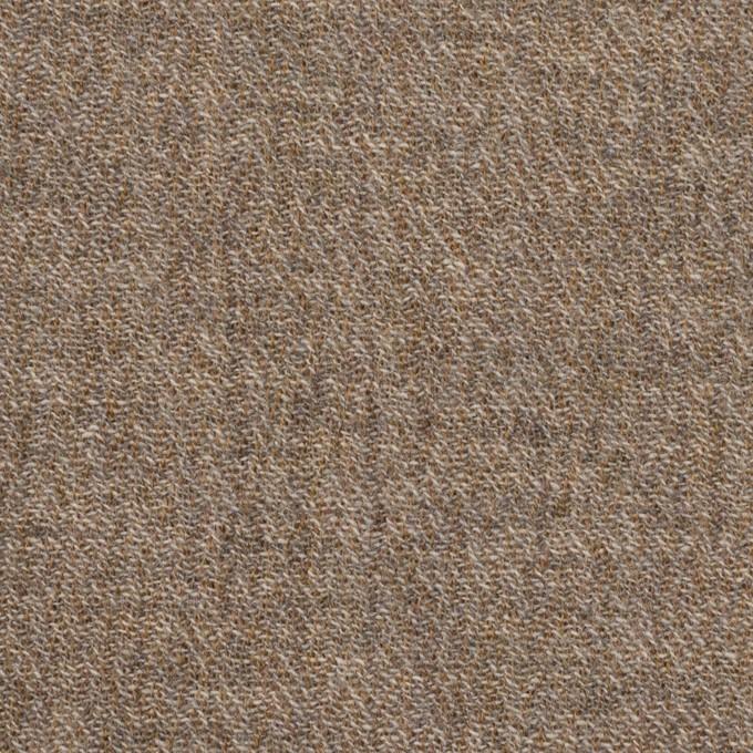 ウール&ポリウレタン×無地(オートミール)×ガーゼストレッチ イメージ1