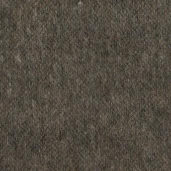 ウール&ポリエステル混×無地(アッシュカーキグリーン)×シャギーツイード サムネイル1