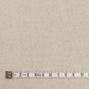ウール×無地(グレー&エクリュ)×ビーバー&フラノ(Wフェイス) サムネイル6