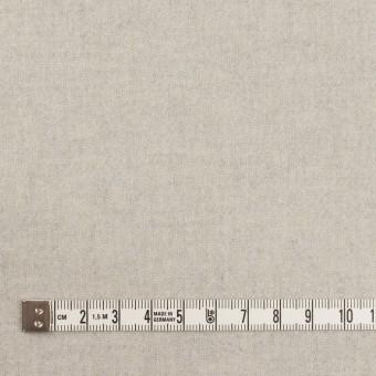 ウール×無地(ストーングレー)×Wフェイス・カルゼ サムネイル4