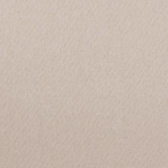 ウール×無地(オイスター)×Wフェイス・カルゼ サムネイル1