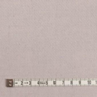 ウール&アクリル混×チェック&無地(グレー、エクリュ&モーブ)×Wフェイス・カルゼ サムネイル6