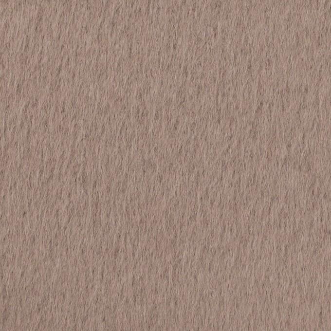 ウール&アンゴラ×無地(アッシュブロンド)×シャギー イメージ1