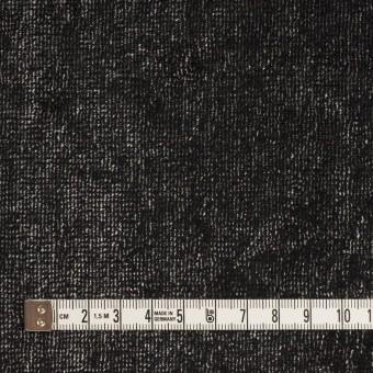 レーヨン&コットン×ミックス(シルバー&ブラック)×ベルベット サムネイル4