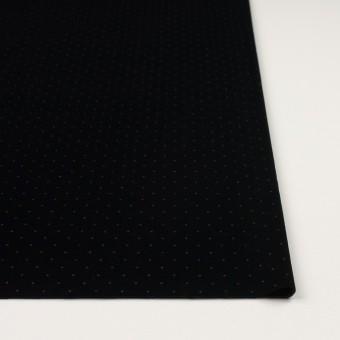 ポリエステル×ドット(ブラック&ゴールド)×ベロアニット_全2色 サムネイル3