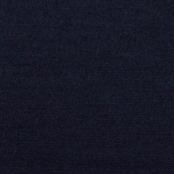 ウール×無地(ネイビー)×天竺ニット_全2色