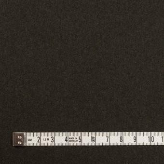 ウール×無地(ディープグリーン)×Wフェイス・フラノ サムネイル4