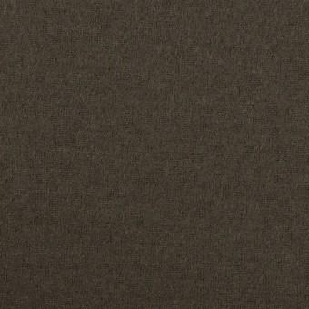 ウール×無地(アッシュカーキグリーン)×圧縮ニット サムネイル1