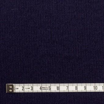 ウール&アンゴラ混×無地(プルシアンブルー)×リブニット サムネイル4