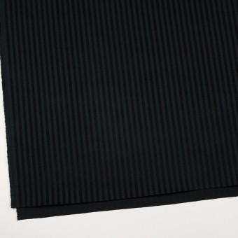 コットン×ストライプ(ブラック)×ビエラジャガード サムネイル2