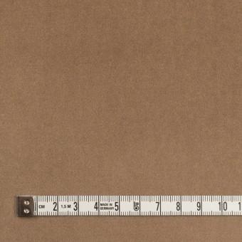コットン&ポリウレタン×無地(オークルベージュ)×ベッチンストレッチ サムネイル4