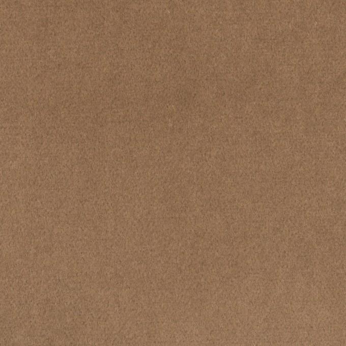 コットン&ポリウレタン×無地(オークルベージュ)×ベッチンストレッチ イメージ1