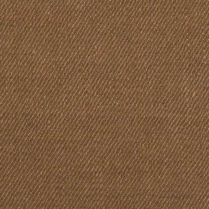 ウール&コットン×無地(ジンジャー)×ビエラ_全2色 イメージ1