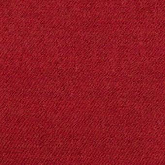 ウール&コットン×無地(バーガンディーレッド)×ビエラ_全2色 サムネイル1