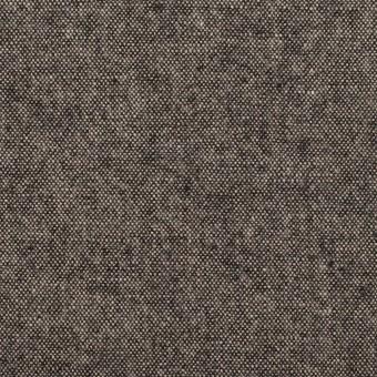 ウール&ポリエステル混×ミックス(エクリュ&ブラック)×ツイードストレッチ サムネイル1