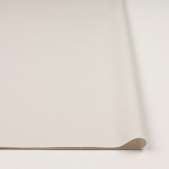 ウール×無地(アイボリー)×圧縮ニット サムネイル3