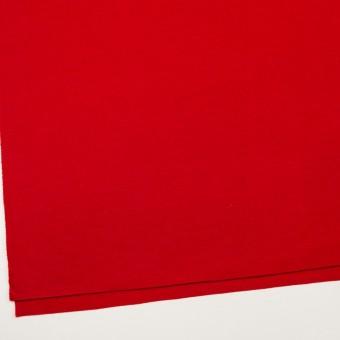 【120cmカット】ウール×無地(レッド)×圧縮ニット サムネイル2