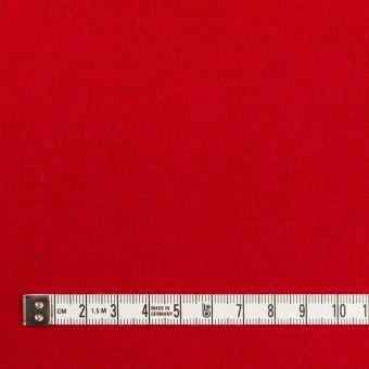 【120cmカット】ウール×無地(レッド)×圧縮ニット サムネイル4