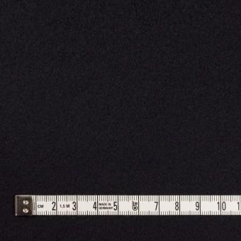 ウール&カシミア×無地(ブルーブラック)×ビーバー サムネイル4