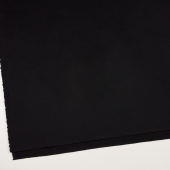 ウール×無地(ブラック)×ビーバー サムネイル2