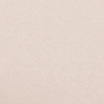 ウール&ナイロン×無地(アンバーホワイト)×フラノ(フランネル)