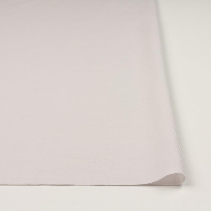 コットン&ウール×無地(パール)×ビエラ_全8色 イメージ3
