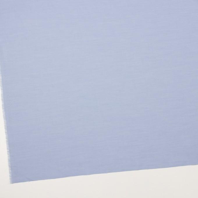 コットン&ウール×無地(ファウンテンブルー)×ビエラ_全8色 イメージ2