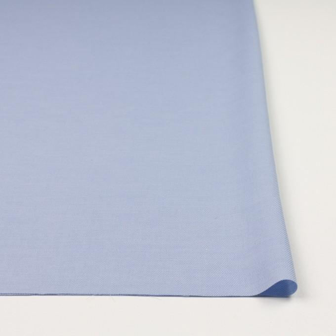 コットン&ウール×無地(ファウンテンブルー)×ビエラ_全8色 イメージ3