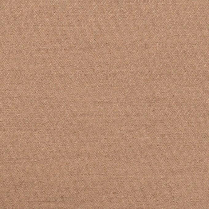 コットン&ウール×無地(オークル)×ビエラ_全8色 イメージ1