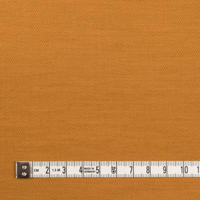 コットン&ウール×無地(ハニーゴールド)×ビエラ_全8色 イメージ4