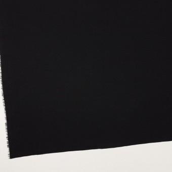 コットン&ウール×無地(ブラック)×ビエラ_全8色 サムネイル2
