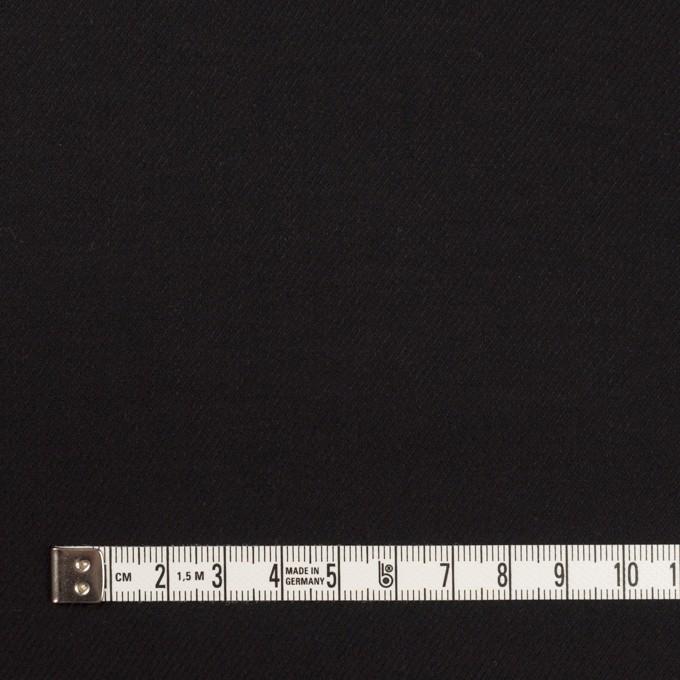 コットン&ウール×無地(ブラック)×ビエラ_全8色 イメージ4