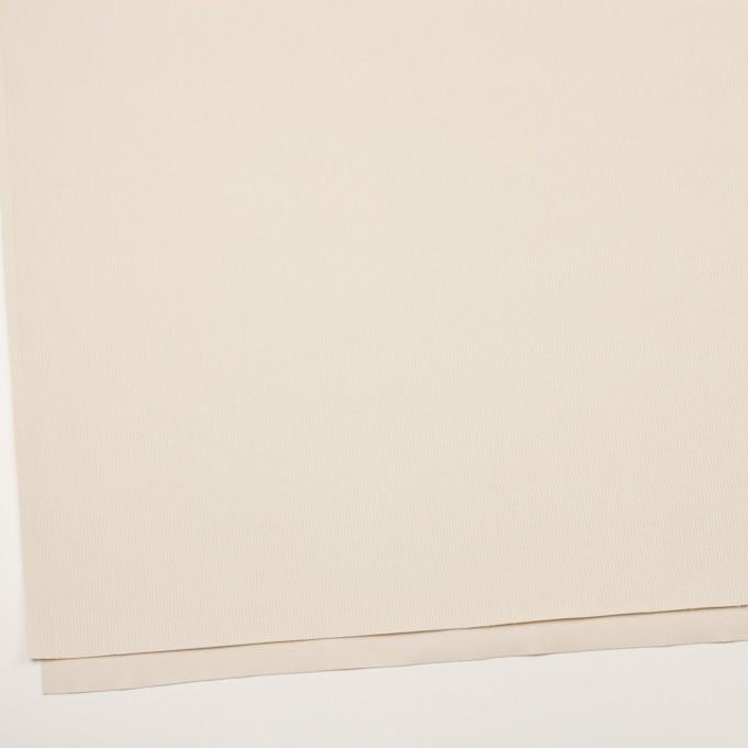 コットン×無地(エクリュ)×中細コーデュロイ イメージ2