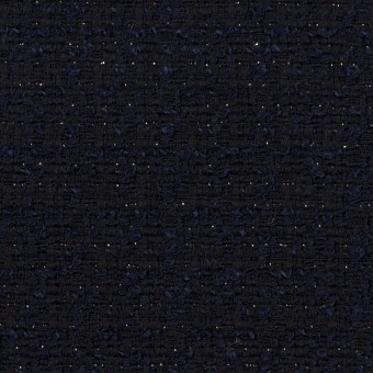 コットン&ウール混×ミックス(ダークネイビー)×ファンシーツイード サムネイル1