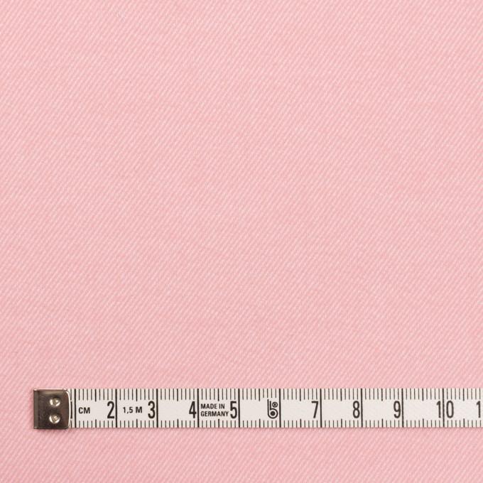 コットン×無地(ピンク)×フランネル_全5色 イメージ4