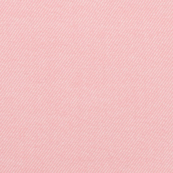 コットン×無地(ピンク)×フランネル_全5色 イメージ1