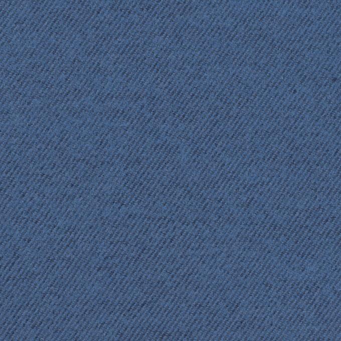 コットン×無地(アッシュブルー)×フランネル_全5色 イメージ1