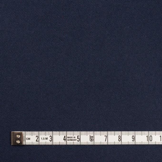 コットン×無地(ネイビー)×フランネル_全5色 イメージ4